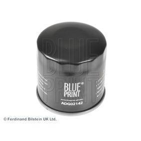 Pērc BLUE PRINT Eļļas filtrs ADG02142 jebkurā laikā