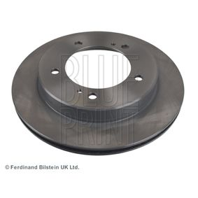 Brake Disc ADK84327 BLUE PRINT Secure payment — only new parts