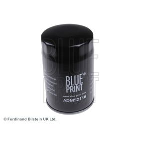 buy and replace Oil Filter BLUE PRINT ADM52116