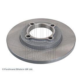 Disco de travão ADM54323 BLUE PRINT Pagamento seguro — apenas peças novas