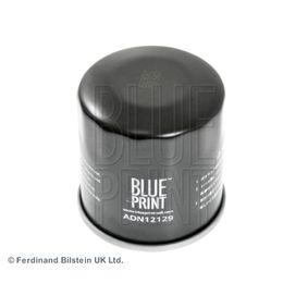 Filtro de óleo ADN12129 BLUE PRINT Pagamento seguro — apenas peças novas