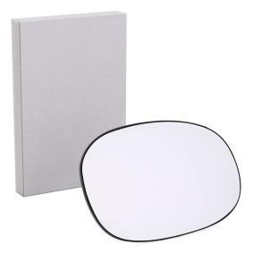 Pērc ALKAR Spoguļstikls, Ārējais atpakaļskata spogulis 6402283 jebkurā laikā