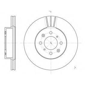 Disco de travão S6046655 SAKURA Pagamento seguro — apenas peças novas