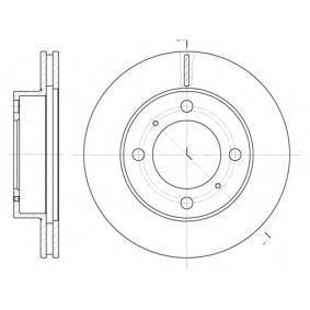 Bremsscheiben S6043850 SAKURA Sichere Zahlung - Nur Neuteile