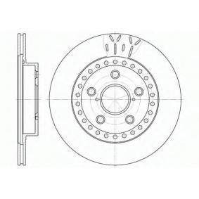 Bremsscheiben S6043910 SAKURA Sichere Zahlung - Nur Neuteile