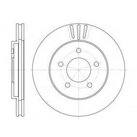 Disco de travão S6043904 SAKURA Pagamento seguro — apenas peças novas