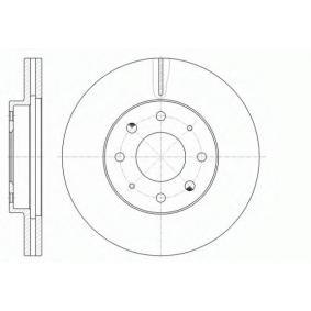 Bremsscheiben S6044215 SAKURA Sichere Zahlung - Nur Neuteile