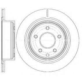 спирачен диск S6054110 за RENAULT ниски цени - Купи сега!