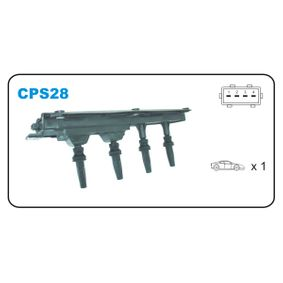 Bobina d'accensione JANMOR CPS28 comprare e sostituisci