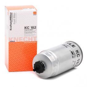 Kupte a vyměňte palivovy filtr MAHLE ORIGINAL KC 182
