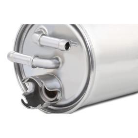 KL 147D Filtro carburante MAHLE ORIGINAL esperienza a prezzi scontati