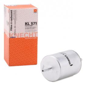 Filtro carburante KL 571 per AUDI R8 a prezzo basso — acquista ora!