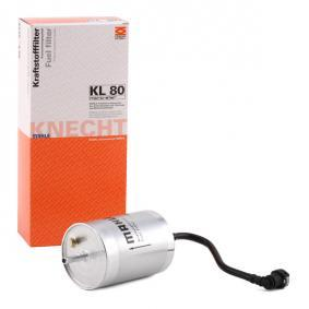 Kupte a vyměňte palivovy filtr MAHLE ORIGINAL KL 80