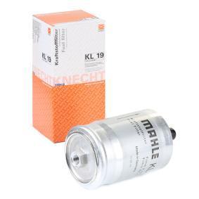 Compre e substitua Filtro de combustível MAHLE ORIGINAL KL 19