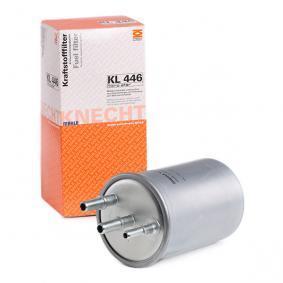 Filtro carburante MAHLE ORIGINAL KL 446 comprare e sostituisci
