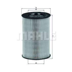 buy and replace Air Filter MAHLE ORIGINAL LX 813