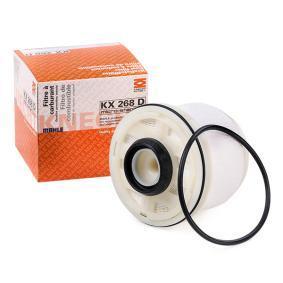 Kupte a vyměňte palivovy filtr MAHLE ORIGINAL KX 268D