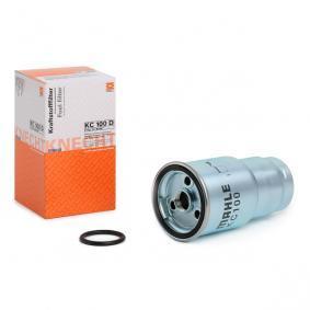 Compre e substitua Filtro de combustível MAHLE ORIGINAL KC 100D