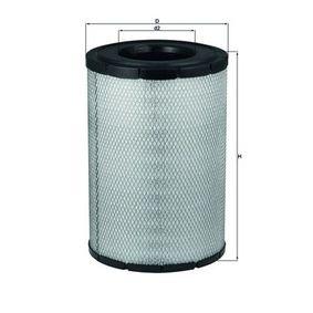 Vzduchový filtr MAHLE ORIGINAL LX 2008 ve slevě – kupujte ihned!