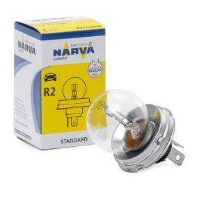 NARVA крушка с нагреваема жичка, фар за дълги светлини 49211 купете онлайн денонощно