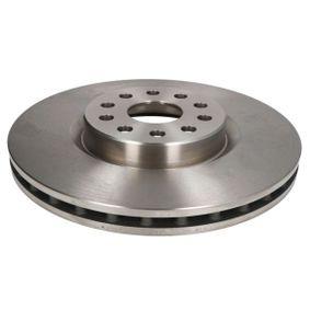 Disco freno C3D009ABE con un ottimo rapporto ABE qualità/prezzo