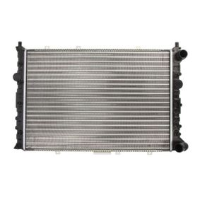 Radiatore, Raffreddamento motore D7D004TT con un ottimo rapporto THERMOTEC qualità/prezzo