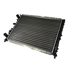 Radiatore, Raffreddamento motore THERMOTEC D7F013TT comprare e sostituisci