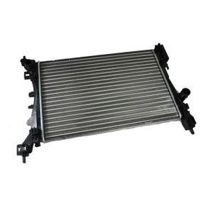 Radiatore, Raffreddamento motore D7F018TT con un ottimo rapporto THERMOTEC qualità/prezzo