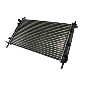 Radiatore, Raffreddamento motore D7G005TT con un ottimo rapporto THERMOTEC qualità/prezzo