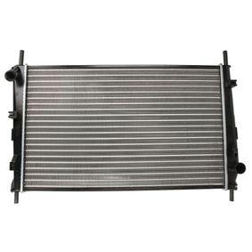 Radiatore, Raffreddamento motore D7G012TT con un ottimo rapporto THERMOTEC qualità/prezzo