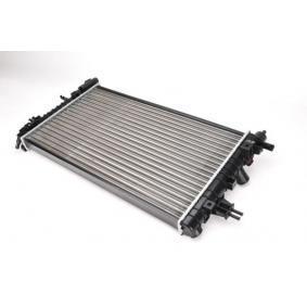 Radiatore, Raffreddamento motore D7X055TT con un ottimo rapporto THERMOTEC qualità/prezzo