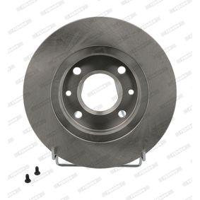 Brake Disc DDF870 406 Estate 2.1 TD 12V 109 HP original parts-Offers