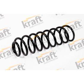 KRAFT Molla sospensione autotelaio K4030255 acquista online 24/7