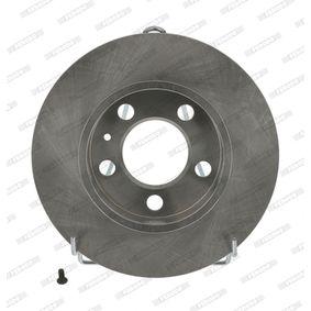 Disque de frein DDF1155 FERODO Paiement sécurisé — seulement des pièces neuves