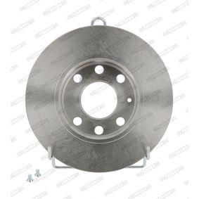 Disque de frein DDF116 FERODO Paiement sécurisé — seulement des pièces neuves