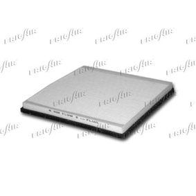 Filter, kupéventilation 1311.5365 för VOLVO XC70 till rabatterat pris — köp nu!