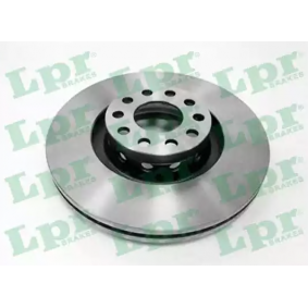 Disque de frein A1018V LPR Paiement sécurisé — seulement des pièces neuves