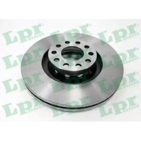 Disco de travão A1018V LPR Pagamento seguro — apenas peças novas