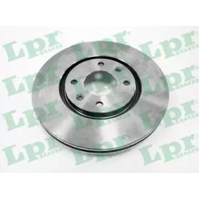 Brake Disc P1211V 406 Estate 2.1 TD 12V 109 HP original parts-Offers