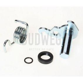 acheter BUDWEG CALIPER Kit de réparation, levier de frein de stationnement (étrier) 209938 à tout moment