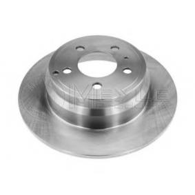 Brake Disc 515 523 5014 for VOLVO C70 at a discount — buy now!