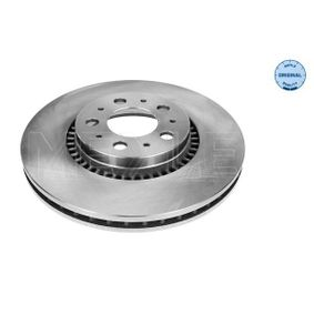 Brake Disc 514 521 0001 for VOLVO S80 at a discount — buy now!