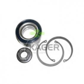Kit cuscinetto ruota 83-0080 con un ottimo rapporto KAGER qualità/prezzo
