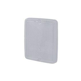 compre HELLA Vidro de farol, luz de marcha-atrás 9EL 119 544-111 a qualquer hora