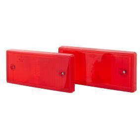 HELLA стъкло за светлините, стоп светлини 9EL 123 632-001 купете онлайн денонощно