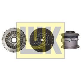 Compre LuK Kit de embraiagem 643 3087 33