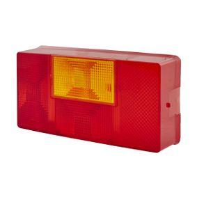 koop HELLA Lampglas voor achterlicht 9EL 136 833-001 op elk moment