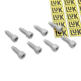 LuK комплект винтове, маховик 411 0147 10 купете онлайн денонощно