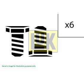 LuK комплект винтове, маховик 411 0178 10 купете онлайн денонощно
