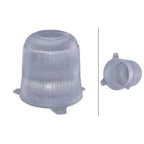 HELLA Szkło lampy, swiatło ostrzegawcze obrotowe 9EL 862 678-001 kupować online całodobowo
